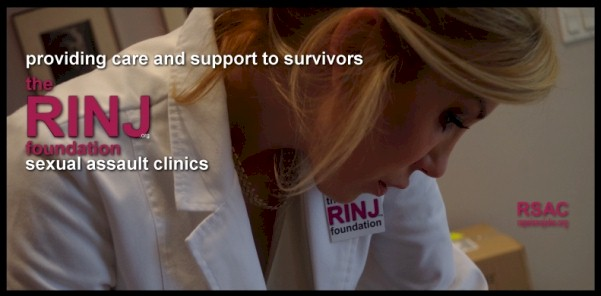The RINJ Foundation Sexual Assault Clinics 1